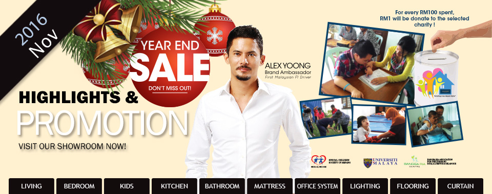 Let the count down begin. Year End Sale 2016 on now!