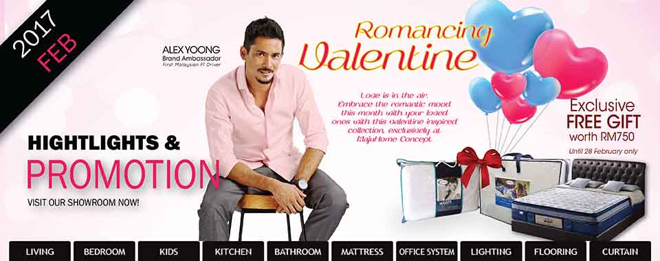 Happy Valentines ! Checkout our Valentines\'s promotion now !
