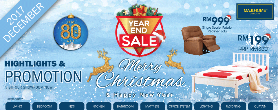 The season for Sale-bration is here! Promotion starts now!