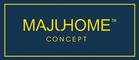 Logo MajuHome Concept